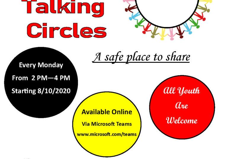 Virtual Youth Talking Circles