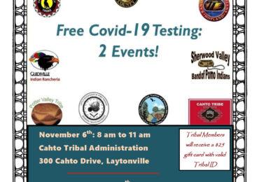 Covid-19 Free Testing