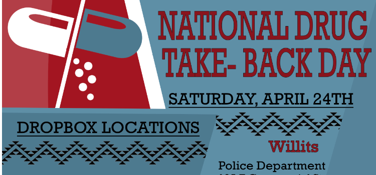 National Prescription Drug Take-back Day